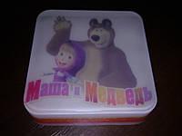 Мыло с картинкой (Маша и Медведь)-100 грамм, фото 1