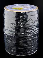 Резинка Силикон (Черный) 0,8 мм