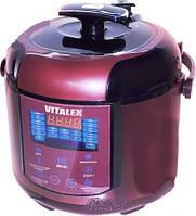 Мультиварка скороварка 1000 Вт VITALEX VL-5204