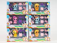 Брызгалка My Little Pony, для купания, лошадка, аксессуары, 6 видов, в кор-ке