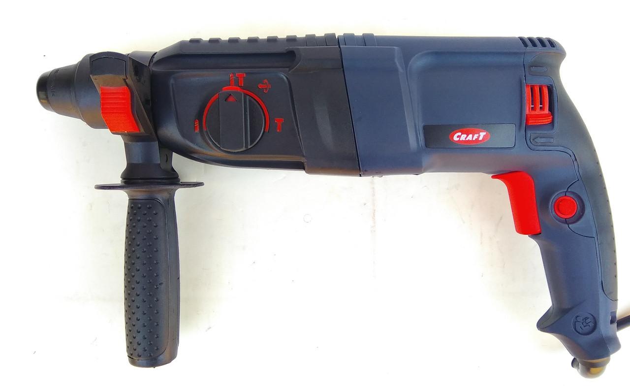 Перфоратор прямой Craft CBH 1100