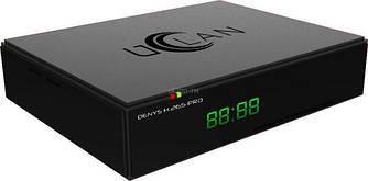 Спутниковый ресивер UCLAN Denys H.265 Pro Combo