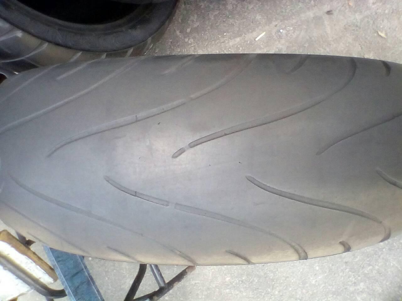 Мото-шины б\у: 180/55R17 Michelin Pilot Road 2