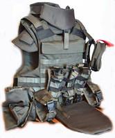 Бронежилет Корсар МЗс 4 класс защиты ТЕМП-3000