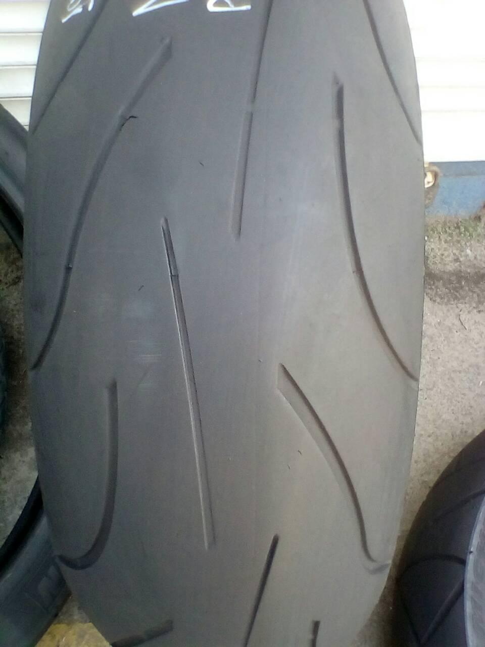 Мото-шины б\у: 190/50R17 Michelin Pilot Power
