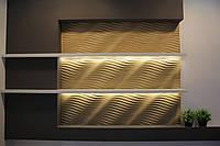 Cтеновая 3D панель