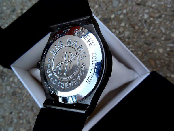edd8befc Кварцевые мужские часы Hublot. Качественные часы Hublot. Стильные ...