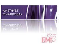 Эми фольга переводная для дизайна ногтей Фиалковая