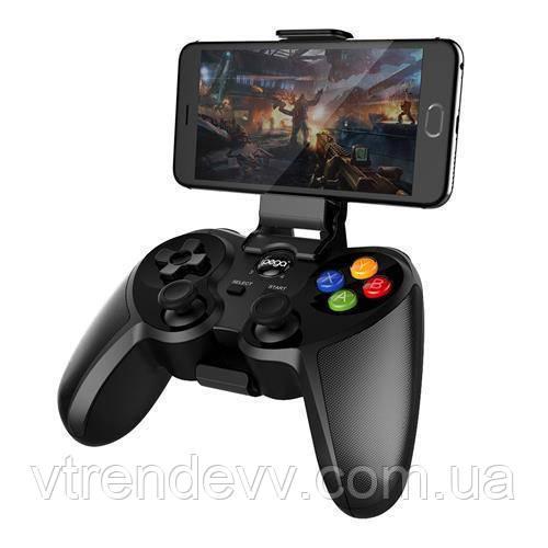 Беспроводной джойстик геймпад Bluetooth IPega PG-9078 PC/Android/iOS Black