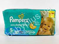 "Подгузники Pampers ""Active Baby-Dry Junior"" (11-18 кг) 58шт"
