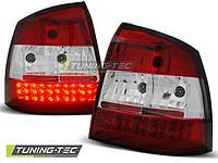 Стопы фонари тюнинг оптика Opel Astra G