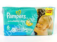 "Подгузники Pampers ""Active Baby-Dry Extra Large"" (15+ кг) 54шт"