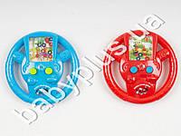 Игра водяная Руль, 3 цвета, в кульке