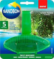 Туалетный блок Sano Зеленый лес 55 г
