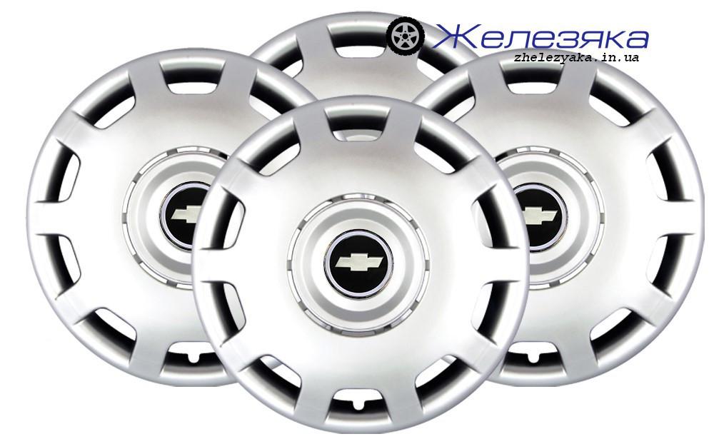 Колпаки на колеса R15 SKS/SJS №302 Chevrolet