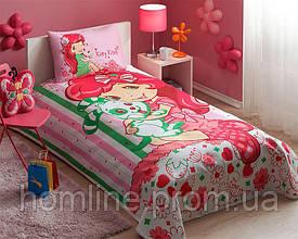 Постельное белье для подростков Tac Disney Пике Strawberry Best Friend Baby