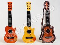 Гитара струны, 3 вида, в чехле