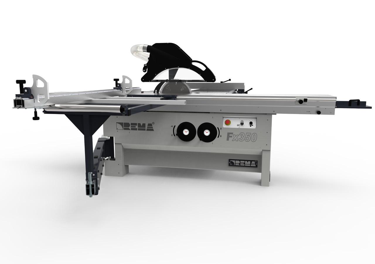 Форматно - раскроечный станок Fx350 Rema