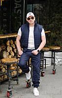 Костюм мужской жилетка + брюки  в расцветках 1371, фото 1