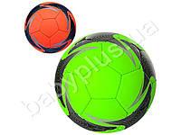 Мяч футбольный, размер 5, ПУ1,4мм, 32 панели, 400-420г, 2 цвета