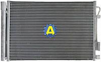 Радиатор кондиционера на Хьюндай Акцент(Hyundai Accent / Hyundai Solaris)2010-2014