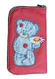 Гаманець для телефону, косметичка ключниця з вишивкою, фото 2