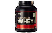 Протеин Optimum Nutrition 100% Whey Gold Standard 2.3 kg. (ДВОЙНОЙ ШОКОЛАД)