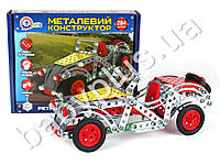 Конструктор металлический Ретро автомобиль