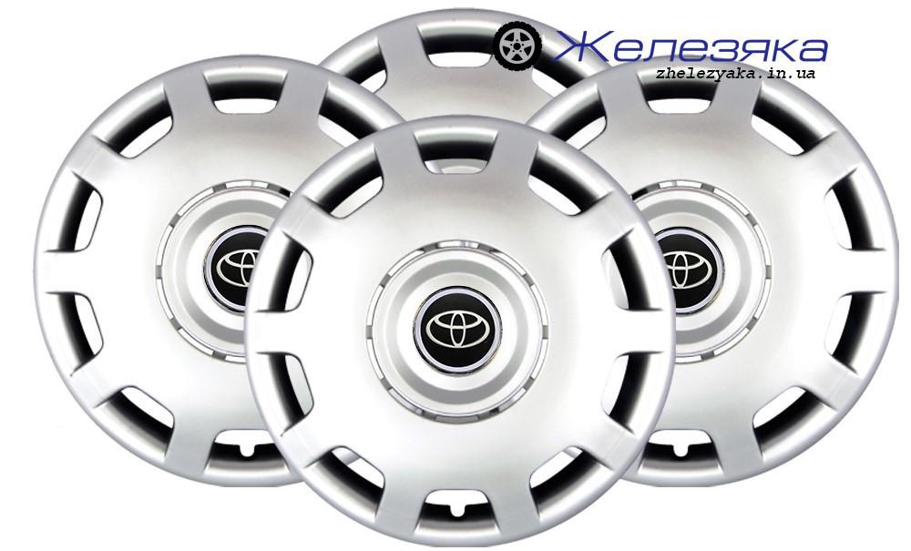 Колпаки на колеса R15 SKS/SJS №302 Toyota