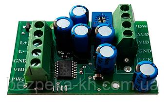 Лінійний адаптер універсальний АМК-03(плата)