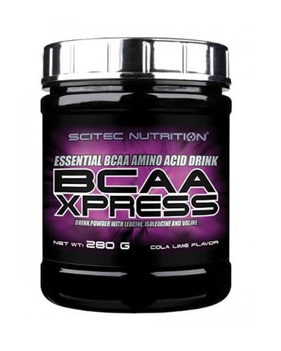 Амінокислота Scitec Nutrition AMINO BCAA Xpress 280 g