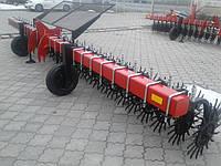 Борона — мотыга ротационная  с рабочей шириной захвата 6 и 12 метров, фото 1