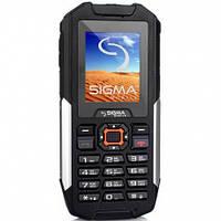 Мобильный телефон Sigma X-treme IT68 Dual Sim Black (4827798337615)