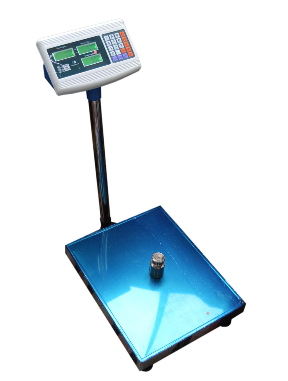Весы товарные TCS-A Nokasonic 150 кг