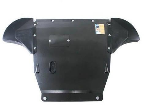 Защита двигателя радиатора BMW БМВ 3-й серии Е 90 2005-2011 V-2,0і