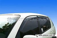 Auto Clover Дефлекторы окон на SSANGYONG REXTON I '06-12 (накладные)