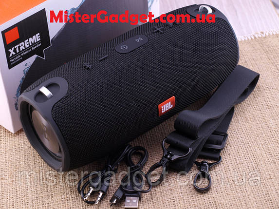 Портативная Bluetooth-колонка JBL XTREME mini 20W Черный Bluetooth 6000mAh копия, фото 2