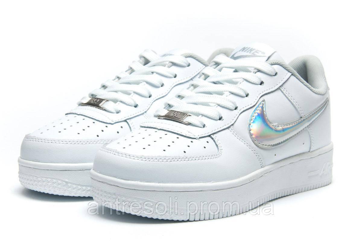 Кроссовки женские Nike Air Force, белые (11314),  [   38  ]