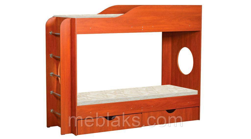 Двухъярусная детская кровать «Тандем»