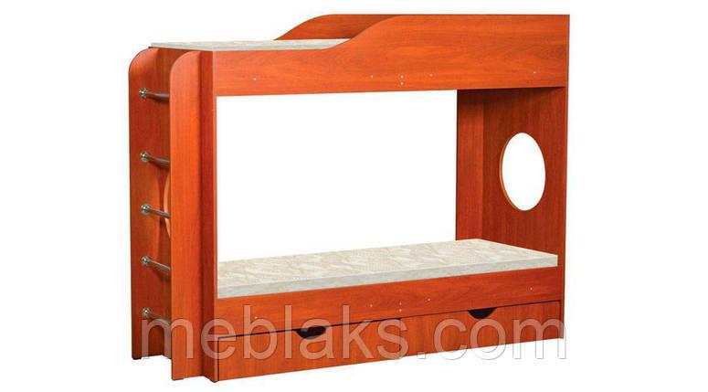 Двухъярусная детская кровать «Тандем», фото 2