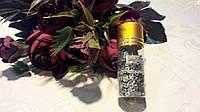 Паетки серебро голографическое в бутылочке