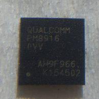 PM8916 микросхема управления питанием