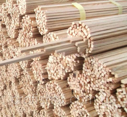 Палочки для сладкой ваты деревянные (1000 шт) GoodFood S400