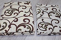 Полуторное постельное белье,бязь(можно разные цвета)