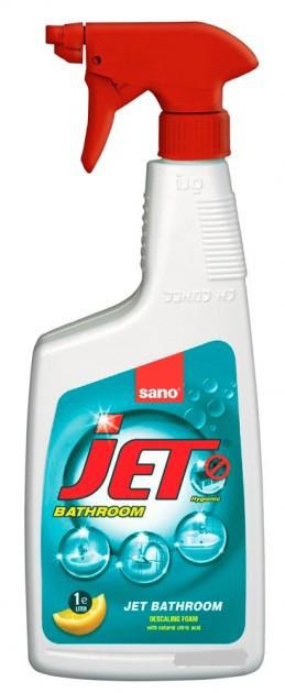 Средство для мытья акриловых ванн Sano Jet Bathroom 1 л