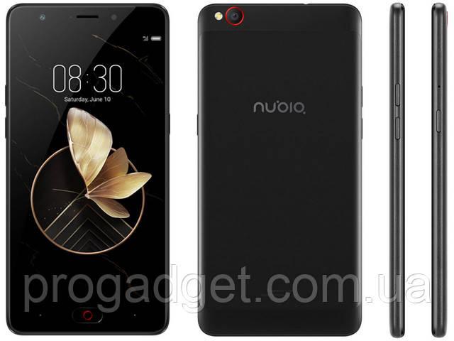 ZTE nubia M2 play 3 32 black (черный) Качественный смарт для тех кому надоели Xiaomi и Meizu!