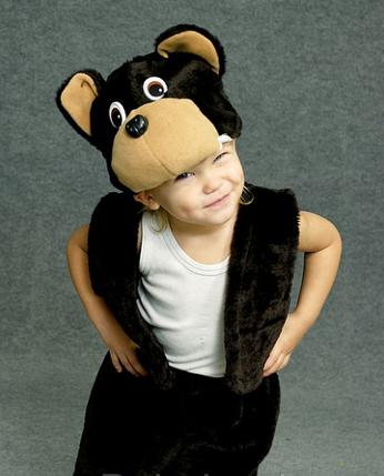 """Детский карнавальный костюм """"Медведь"""", фото 2"""