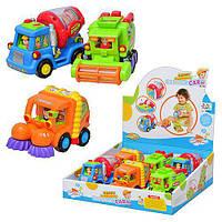 Машинка детская 386 ABC