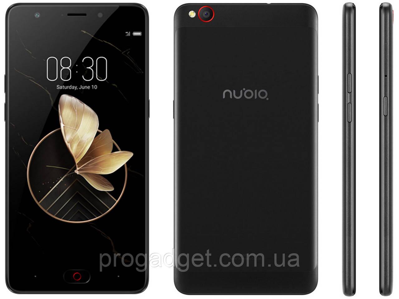 ZTE nubia M2 play NX907J 3/32 black (черный) Качественный смарт для тех кому надоели Xiaomi и Meizu!
