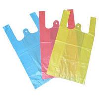 Пакеты полиэтиленовые майка №2 24-43см /уп-200шт